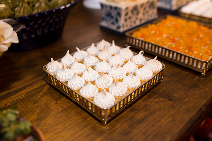 doces deliciosos para casamento