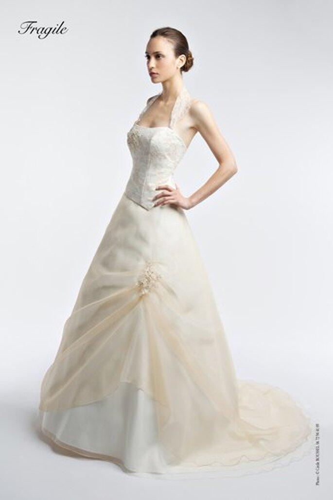 Robes de mariée Bochet Créations 2010 - Fragile