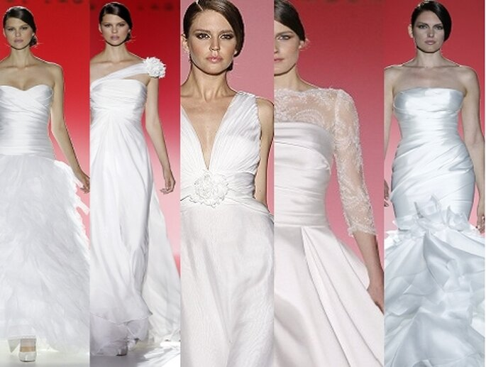 Vestidos de novia Hannibal Laguna 2013