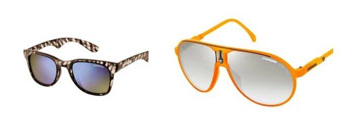 Occhiali da sole Carrera per essere sempre alla moda. Foto: carreraworld.com