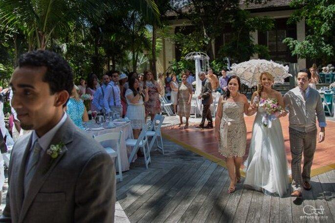 Recuerda lo mejor de tu boda con la fotografía profesional - Foto Arturo Ayala