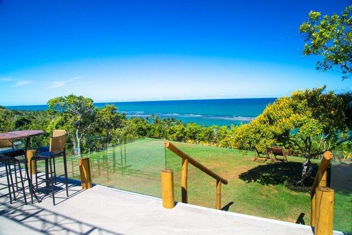 espaço para destination wedding na Bahia