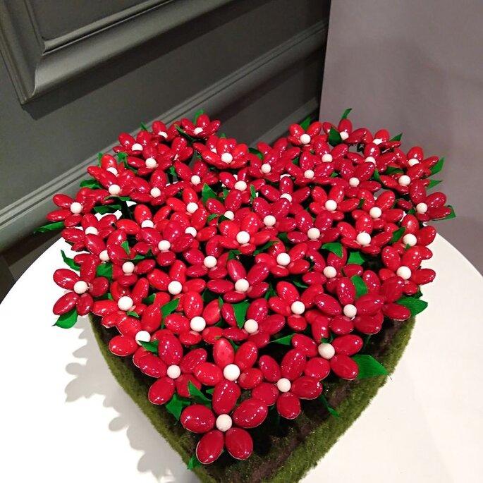 Fleurs-Thés en chocolat - Cadeaux d'invités - Lyon