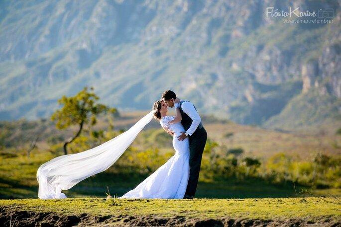 Estilo no casamento é tudo!
