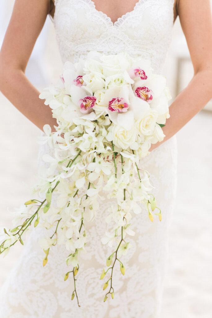 ramos en color blanco - Meg Miller Photography