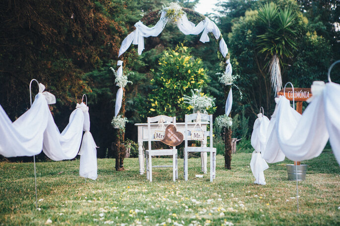 Love Stories Weddings - Decoration