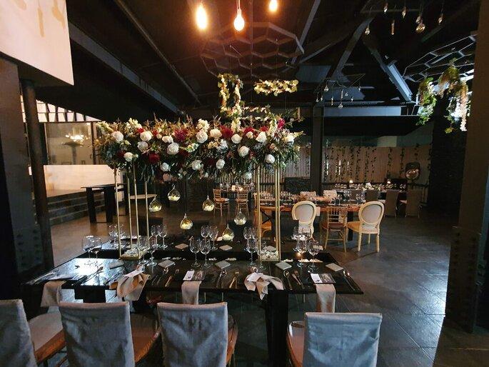 Terraza Piedra y Agua Terrazas para bodas en Estado de México