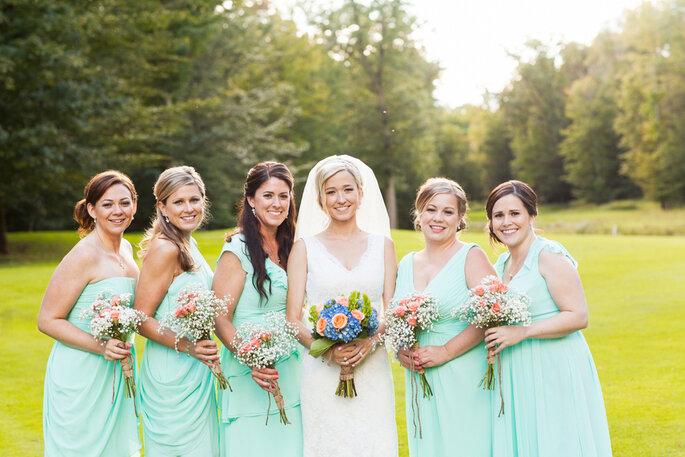 Erin + Shane´s Wedding, image: Loie Photography
