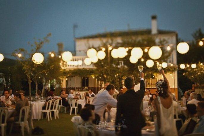 Mariage organisé : mariage réussi ! - Photo : Fran Russo