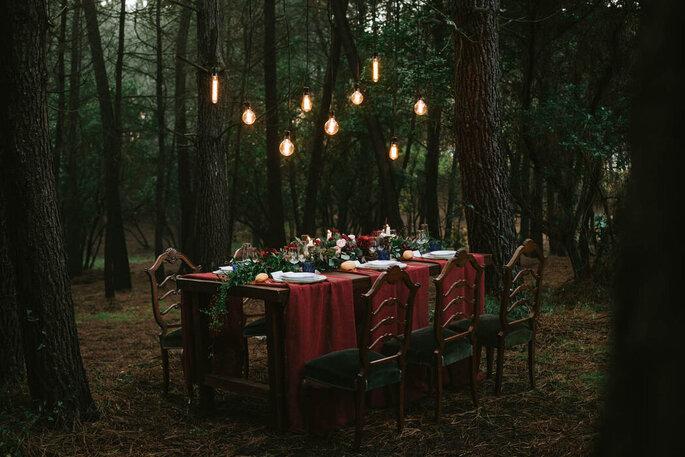 Strawberry Fields Wedding Planner Asturias