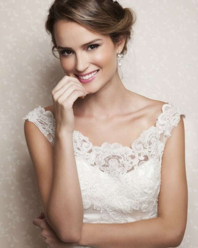 Noiva por Alinne Roza