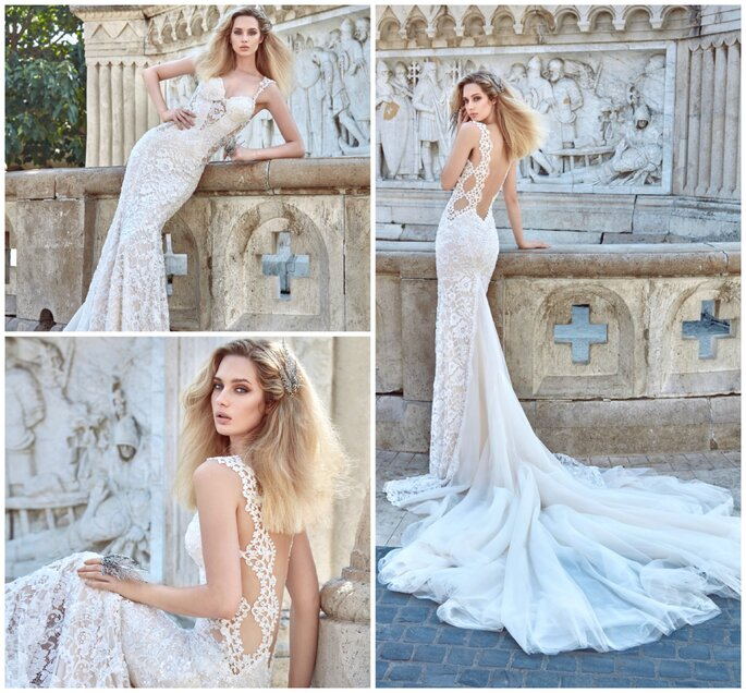 Image: Galia Lahav Ivory Tower Haute Couture Collection, dress 1607 Aurora