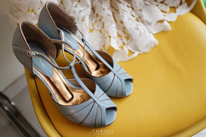 Sapato da noiva Juliana Bicudo