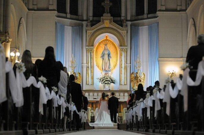 Gospelchor in der Kirche sorgt für schwungvolle Stimmung – Foto: Adrian Stehlik