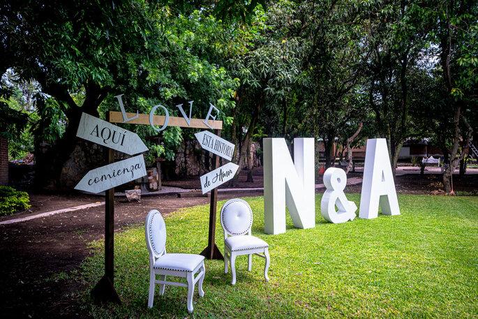 Jardin Wisteria jardines para bodas Yautepec