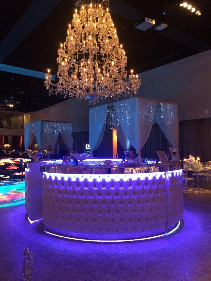 Modelos diferentes de bares para cada tipo de evento