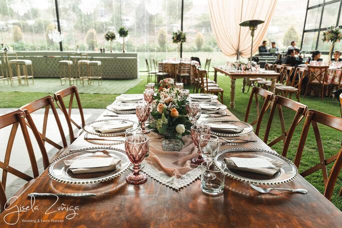 Gisela Zúñiga Wedding Planner y Event Desing wedding planner Lima