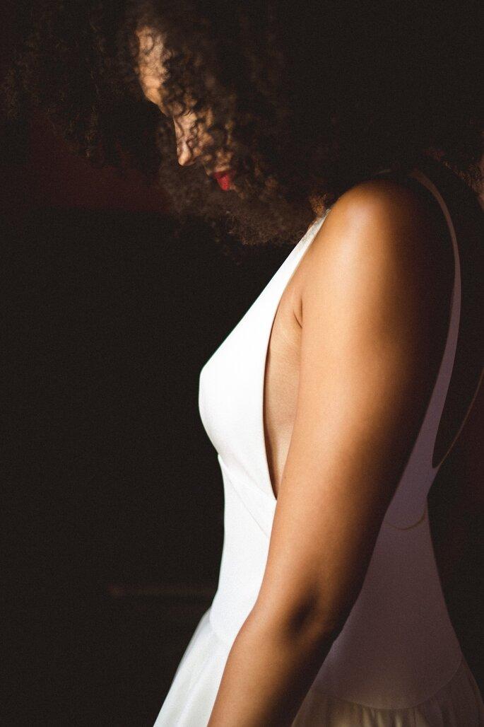 Photo : La Femme Gribouillage