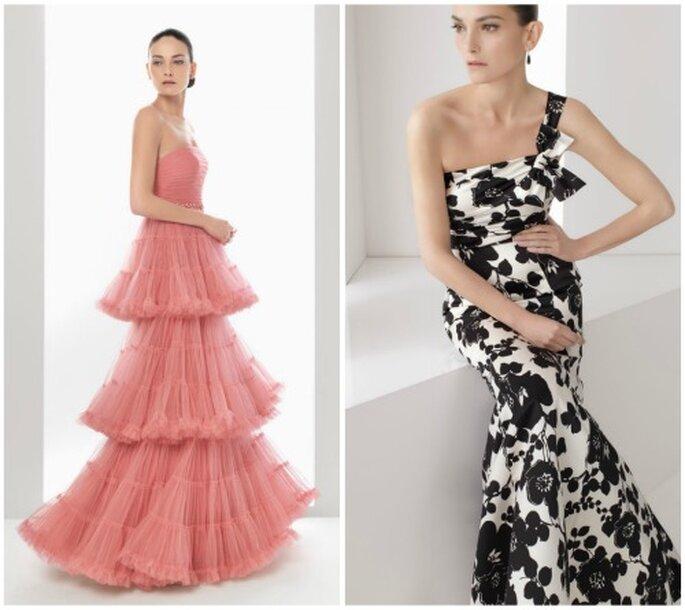 Vestidos de fiesta de Rosa Clará - Sofisticados