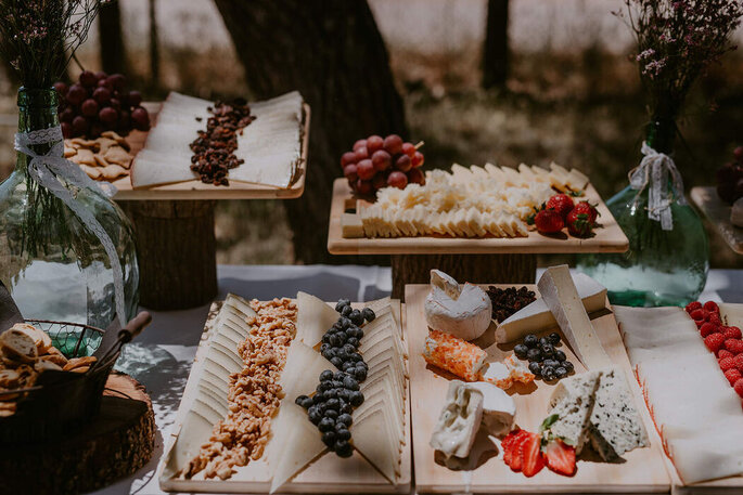 Aroma Catering, Catering bodas Girona