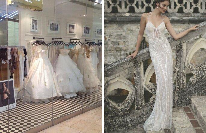 Les Trois Soeurs Bridal
