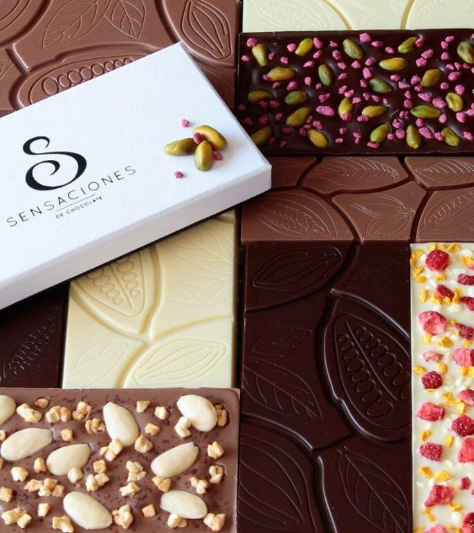 Sensaciones de Chocolate