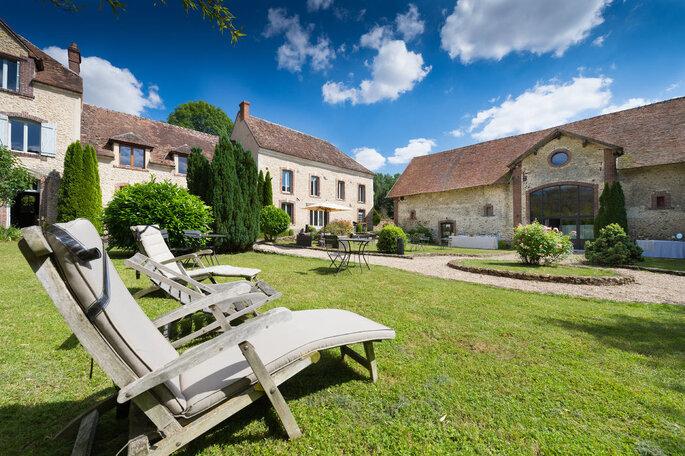 Photo : La Ferme de Bouchemont - lieu de réception de mariage - Eur-et-Loir (28)