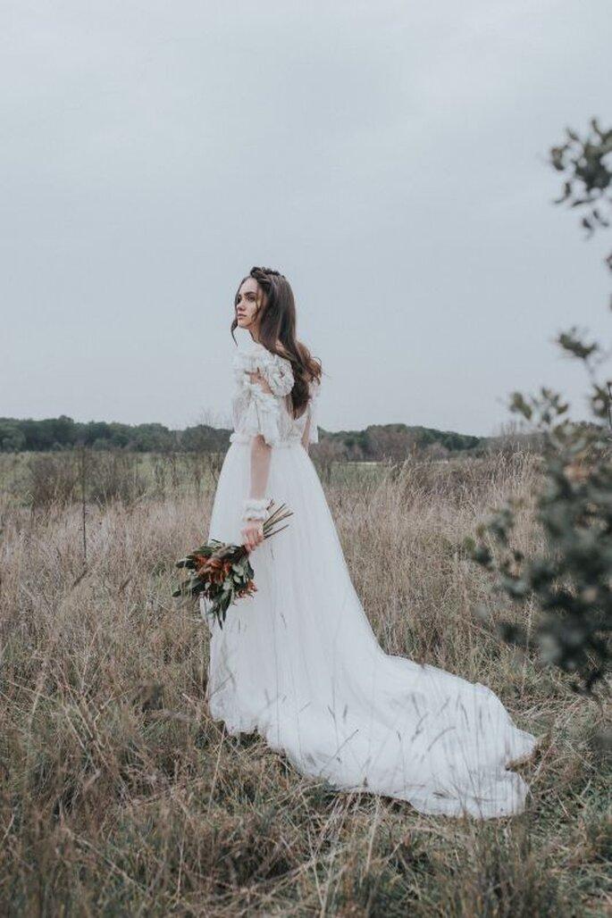 Los 12 mejores dise adores de vestidos de novia de madrid - Disenadores en madrid ...
