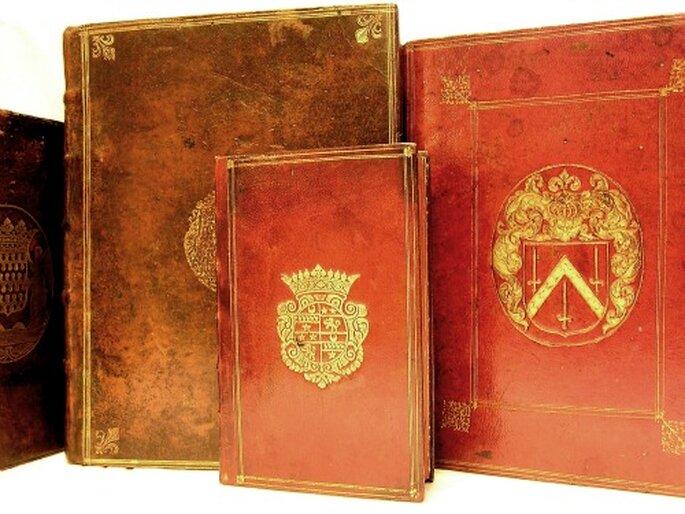 Des livres anciens, rares et précieux comme cadeaux de mariage : un souvenir marquant - Photo : Librairie Picard