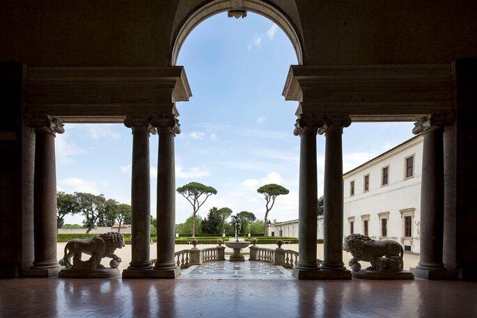 Villa Medici - Foto  Patrick Tourneboeuf Photography