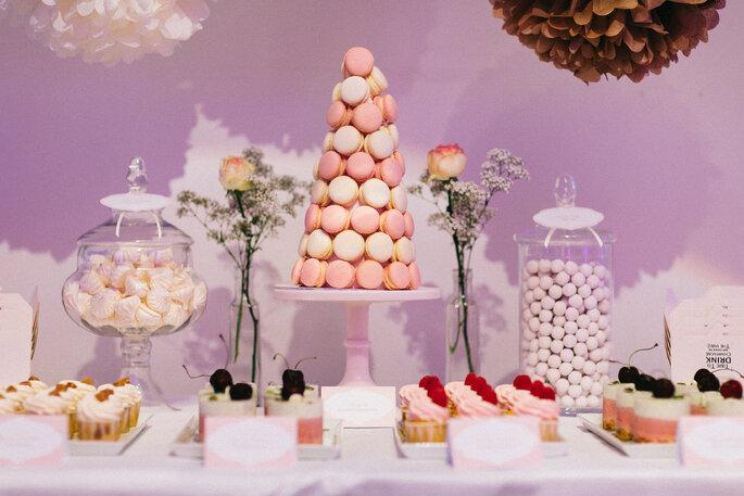 Candybar Hochzeit