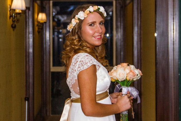 5 Penteados Para Noivas Com Cabelo Cacheado