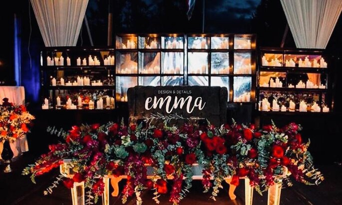 Emma Design & Details wedding planner México DF