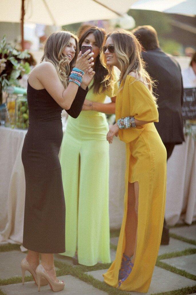 10 cosas que, como invitado, no debes hacer en una boda - Foto Hillary Maybery Photography
