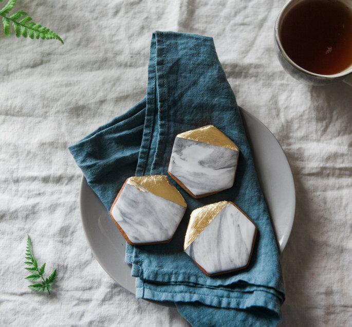 Cookies marmorizados