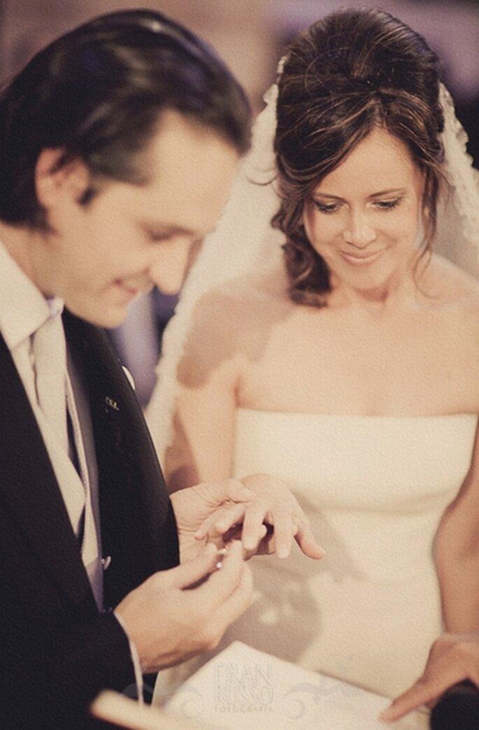 El momento de poner el anillo y su significado