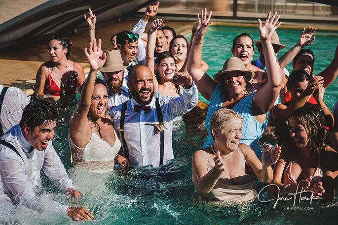 Jirifoto fotógrafos boda Las Palmas