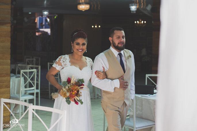Entrada segunda noiva