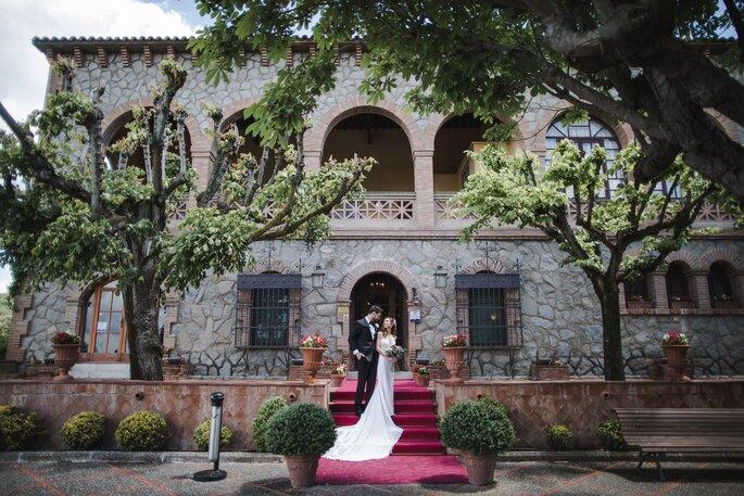 Mas de Sant Llei - Lieu de réception de mariage - Espagne