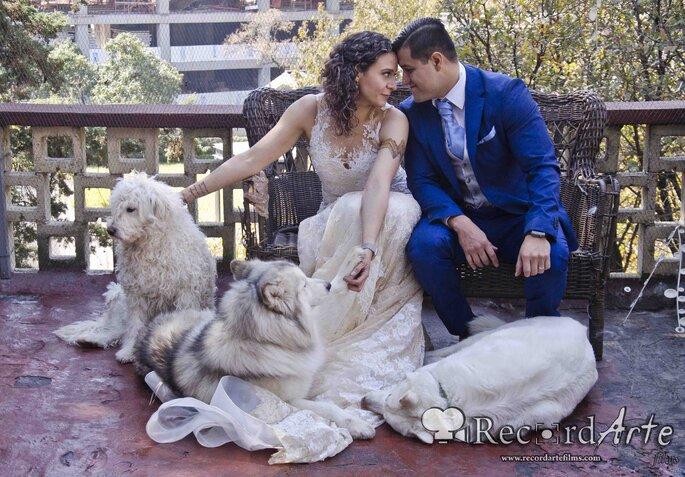 RecordArte Films foto y vídeo bodas Ciudad de México