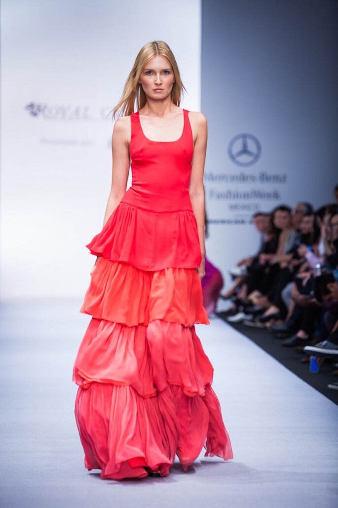 Royal Closet en Mercedes Benz Fashion Week Oficial