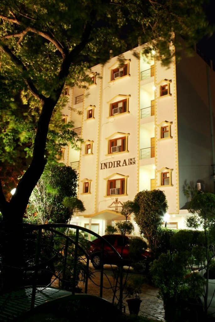 Photo: Indira International Hotel.