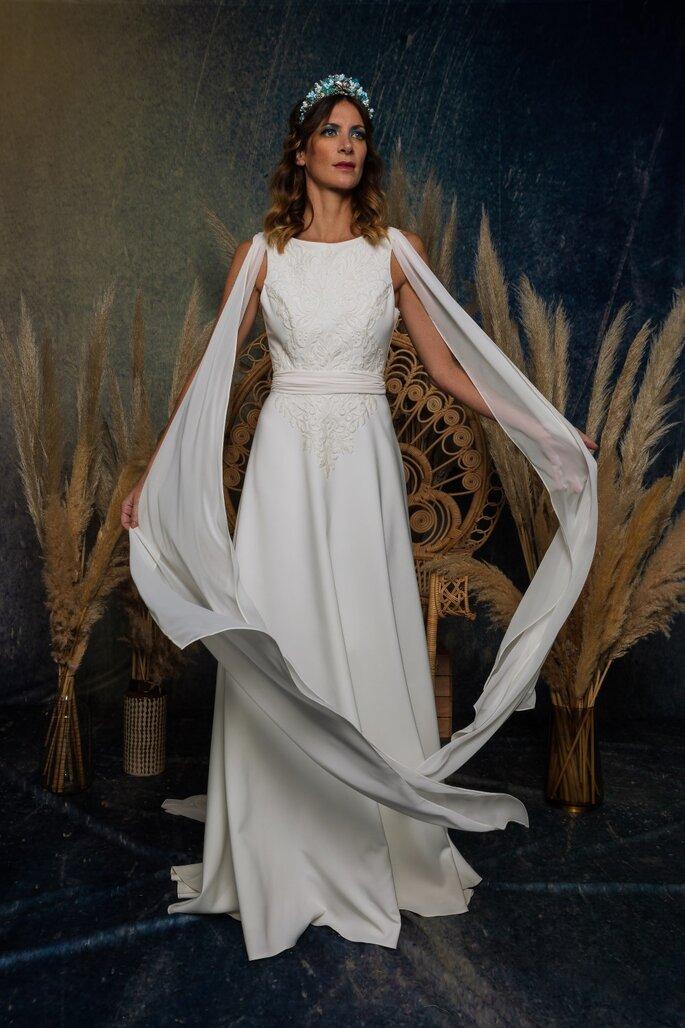 vestidos de noiva Pureza Mello Breyner Atelier