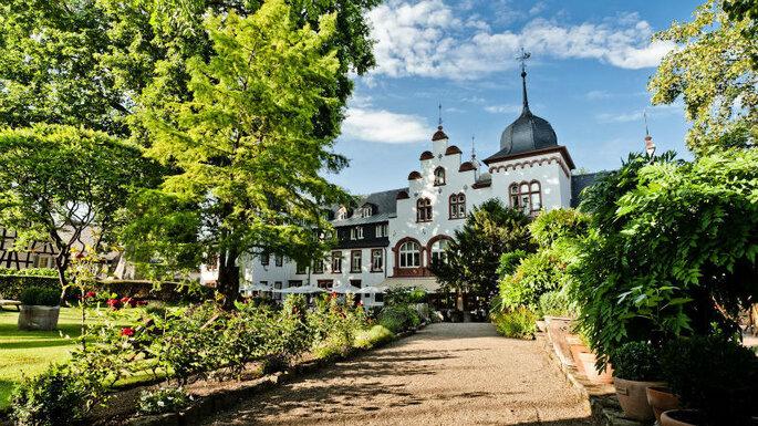 Location Hotel Kronenschlösschen