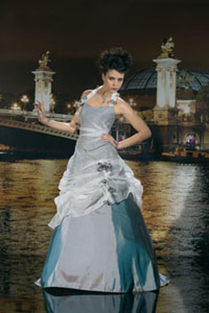 Robe MP 103 43b - Miss Paris 2010