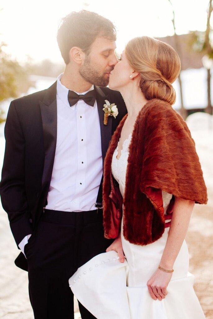 Apuesta por una dieta invernal y no te enfermes antes de la boda - Foto Joel Bedford