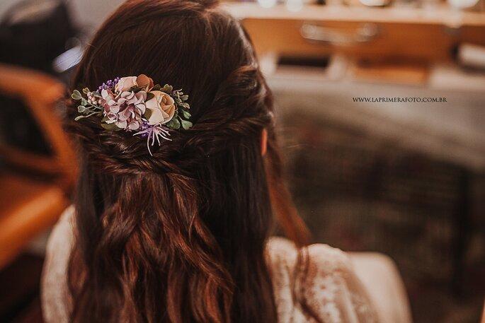 Acessório de cabelo: Inna Kochetova - By Kochetova - Foto: La Primeira Foto