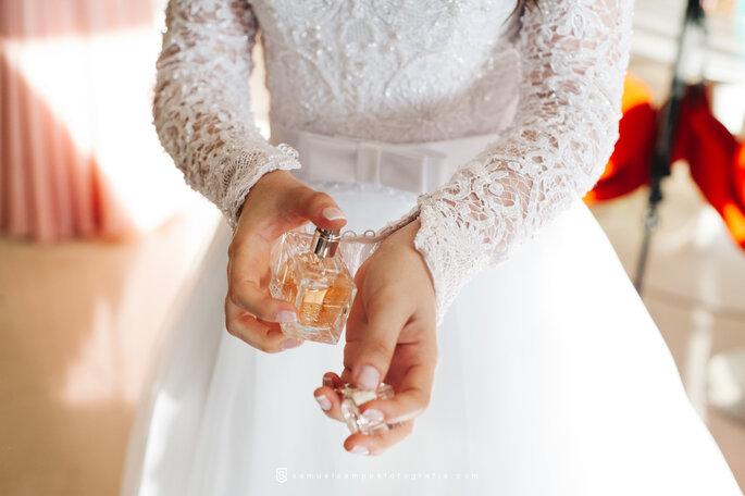 Perfume da noiva