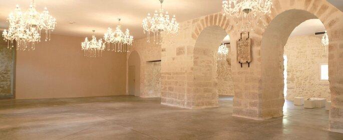 Abbaye du Grand Gigognan - Lieu de Réception - Vaucluse (84)