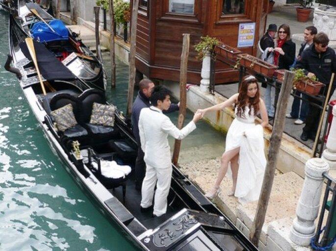 Frisch verheiratet in Venedig - Foto: G Travels, flickr